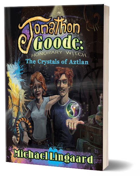 australian science fiction novel jonathan goode honorary witch