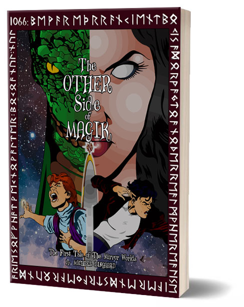 fantasy novel the other side of magik