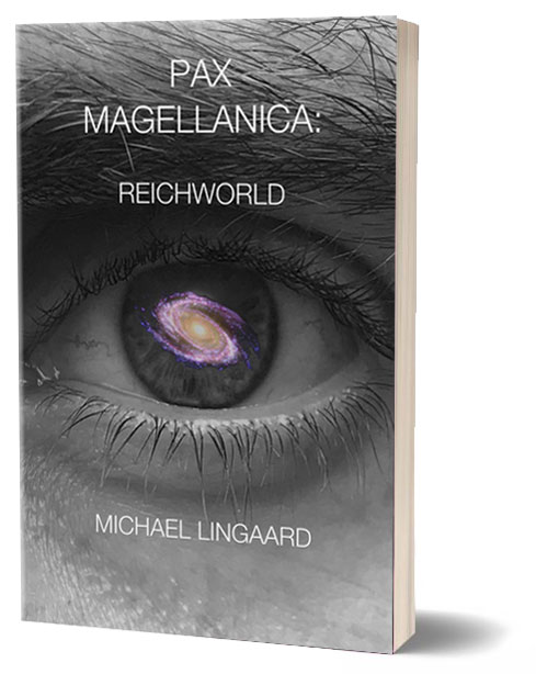 science fiction book pax magellanica reichworld