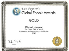 mike lingaard the other side of magik ebook award